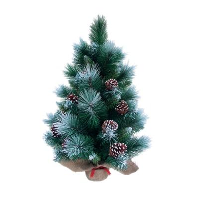 Alberello di Natale da appoggio Mini Frozen H 60 cm