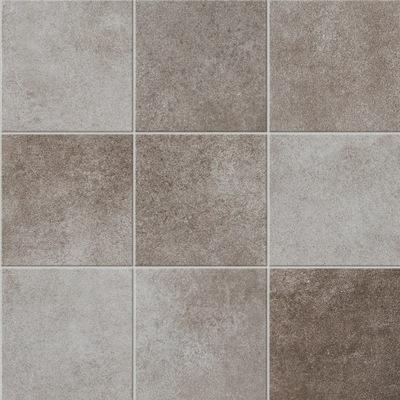 Piastrella Cement 10 x 10 cm marrone