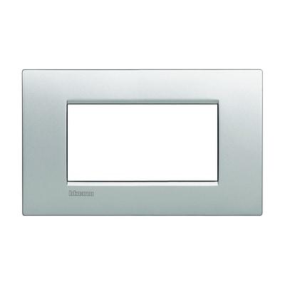 Placca 7 moduli BTicino Livinglight Air Techtech