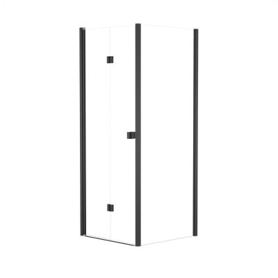 Doccia con porta pieghevole e lato fisso neo 72 76 x 77 79 cm h 201 7 cm vetro temperato 6 - Porta pieghevole ...