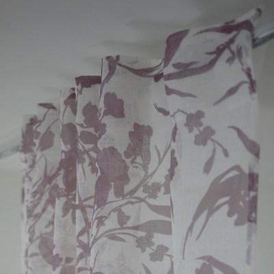 Tenda Canopee rosa 140 x 295 cm