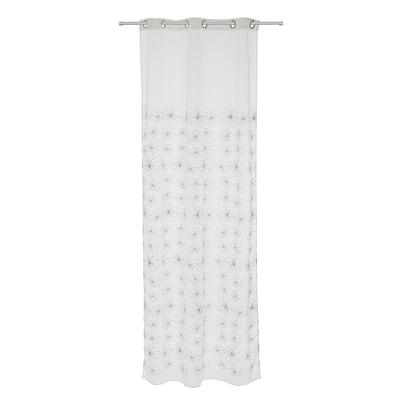 Tenda Caterina bianco 140 x 290 cm
