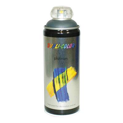 Smalto spray Platinum grigio antracite RAL 7016 satinato 400 ml