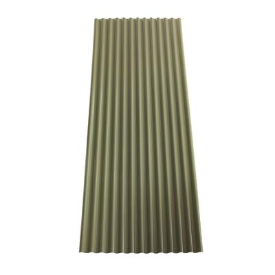 Lastra Ecolina Verde in polimglass 110 x 300  cm, spessore 1,8 mm