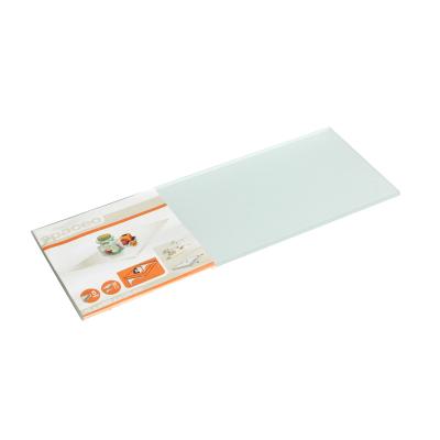 Mensola Spaceo satinata L 60 x P 15, sp 0,5 cm