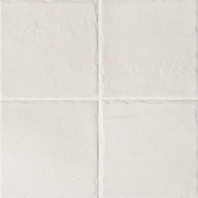Piastrella Jolie 10 x 10 cm bianco