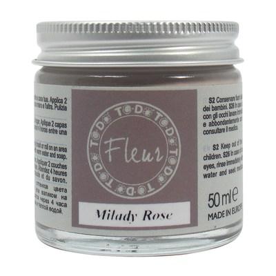 Idropittura traspirante milady rose 50 ml Fleur
