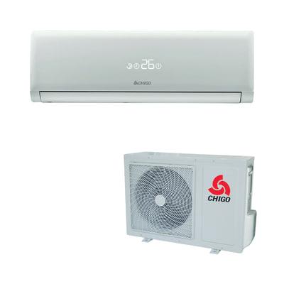 Climatizzatore fisso inverter monosplit Chigo 169 CS-50V3A-1B169AE2B-W3 5 kW