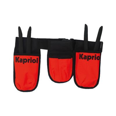 Set cintura con attrezzi per cartongesso Kapriol