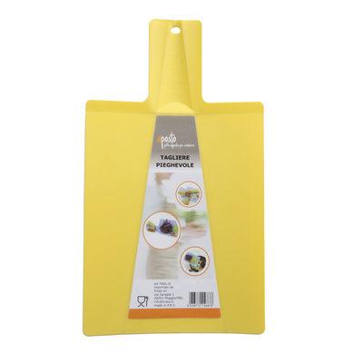 Tagliere giallo L 21 x H 38 cm