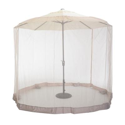 Zanzariera per ombrellone a palo centrale ø 275  cm