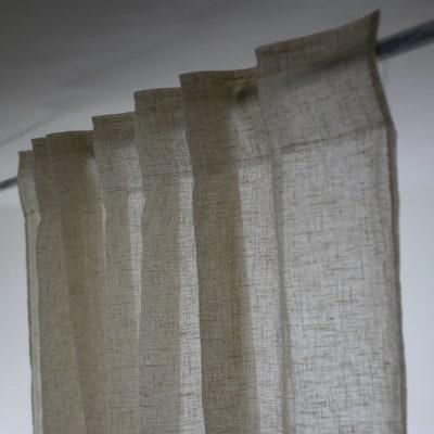 Tenda Micao beige 145 x 295 cm