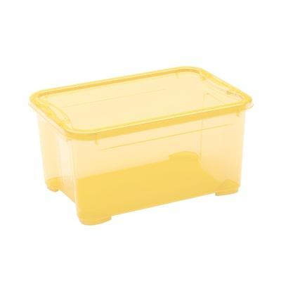 Scatola T Box XS L 38 x P 26,5 x H 19 cm arancione