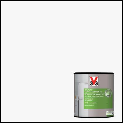 Smalto Elettrodomestici V33 bianco satinato 0,5 L