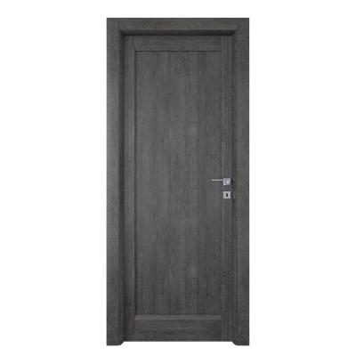 Porta da interno battente Zaniah tabacco 60 x H 210 cm sx