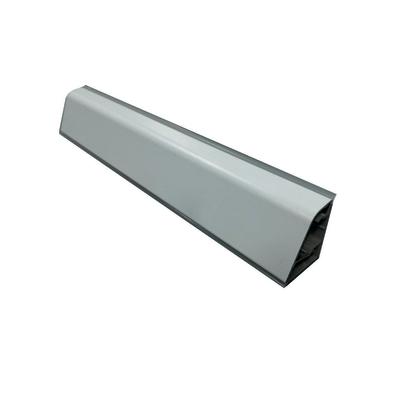 Alzatina su misura Rovere wafer laminato beige H 10 cm