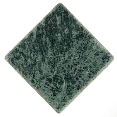 Piastrella Marmo Alpi 10 x 10 cm verde