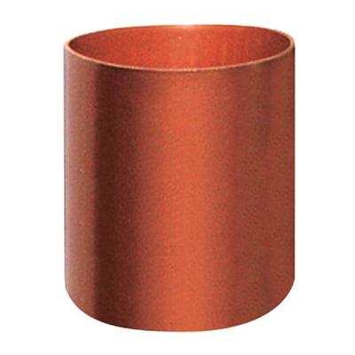 Manicotto giunzione pluviale in plastica Ø 100 mm