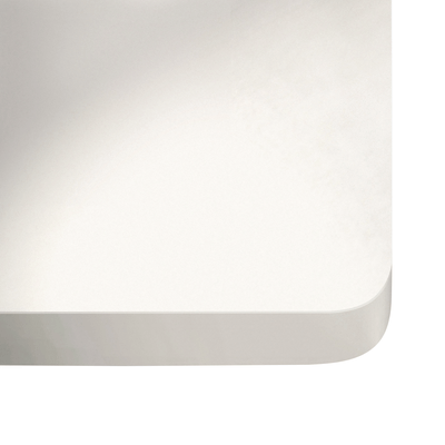 Piano cucina su misura quarzo Bianco zeus 3 cm