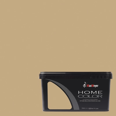 Idropittura lavabile Home Color desert 2,5 L Max Meyer