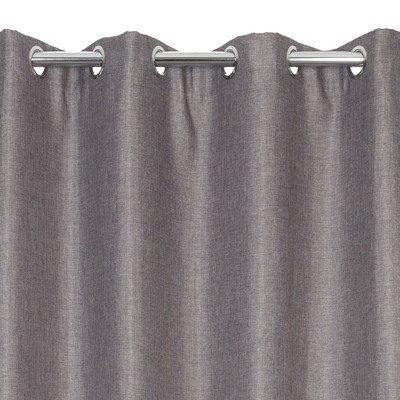 Tenda Decotermica grigio 140 x 280 cm