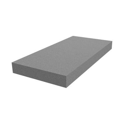 Pannello in EPS con grafite L 1 m x H 0,5 m, spessore 50 mm