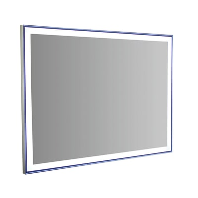 Specchio retroilluminato Quadra Led 80 x 60 cm