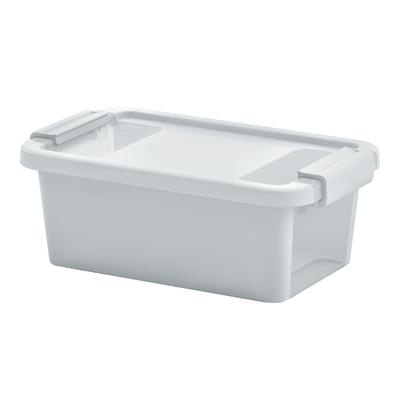 Scatola Bi Box XS L 16 x P 26,5 x H 10 cm bianco