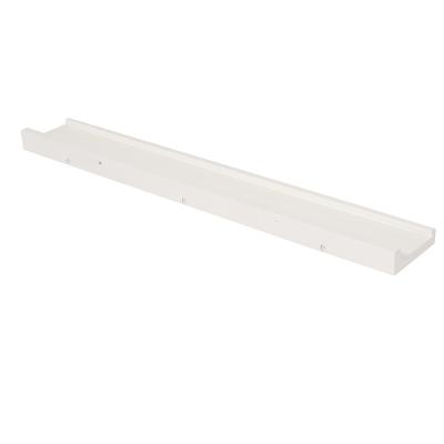 Mensola Spaceo bianco L 60 x P 10, sp 3 cm