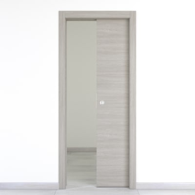 Porta da interno scorrevole Cambridge 70 x H 210 cm reversibile
