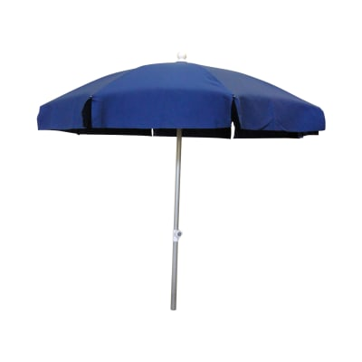 Ombrellone Ø 2 m blu