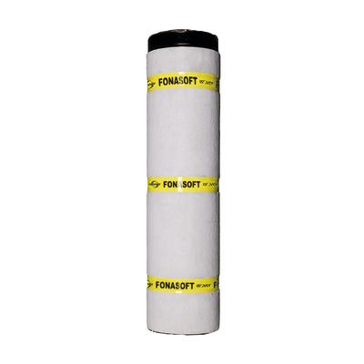 Rotolo fonoassorbente Bituver Fonasoft Isover L 1 m, spessore 6 mm