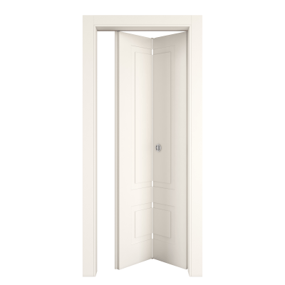 Porta da interno pieghevole Shibuya bianco 80 x H 210 cm dx