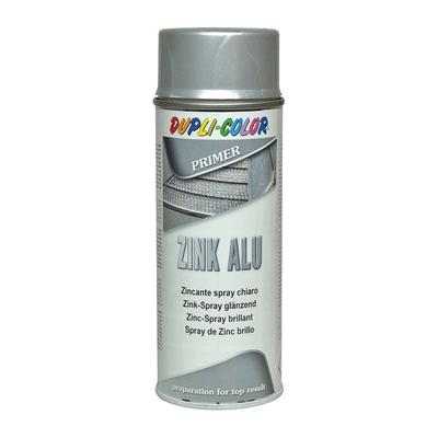 Zinco spray Zink Alu antiruggine chiaro brillante 400 ml