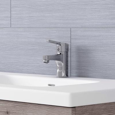 Mobile bagno Elea grigio L 71,5 cm