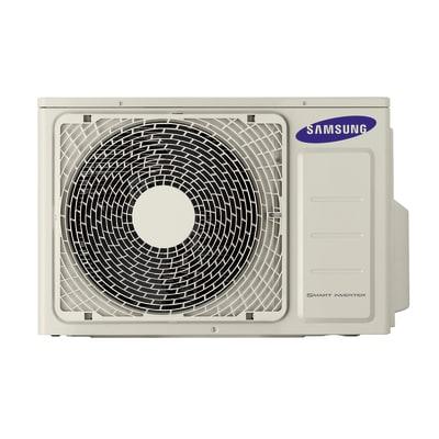 Climatizzatore fisso inverter dualsplit Samsung New Triangle 2.5 + 3.5 kW