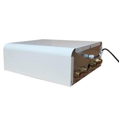 Separatore idraulico per termostufe a pellet