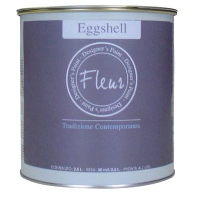 Smalto manounica Fleur Eggshell all'acqua french mood satinato 0.75 L