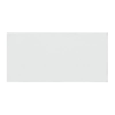 Piastrella Tube 7,5 x 15 cm bianco