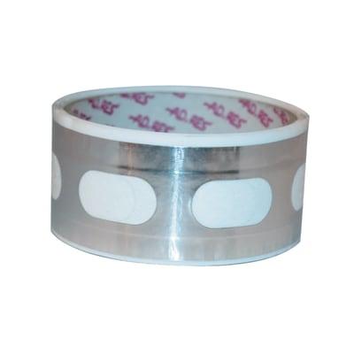 Nastro microperforato in alluminio 500 x 4  cm, spessore 0,1 mm