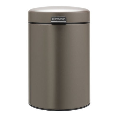 Pattumiera Wall Mounted Bin newIcon grigio 3 L