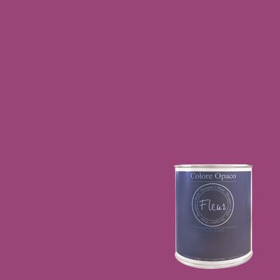 Pittura Effetto lavagna Fleur fucsia 0.75 L