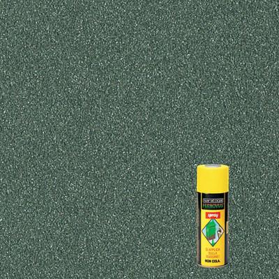 Smalto per ferro antiruggine spray Saratoga Fernovus verde antichizzato 0,4 L