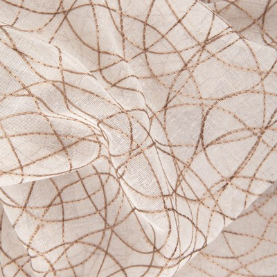 Tenda Salsa crema 140 x 260 cm