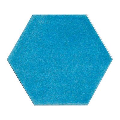 Piastrella Provenza Turchese 15 x 17,3 cm azzurro