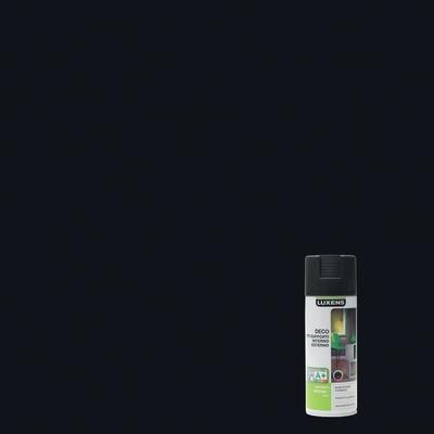 Smalto spray Deco Luxens Nero Nero satinato 400 ml