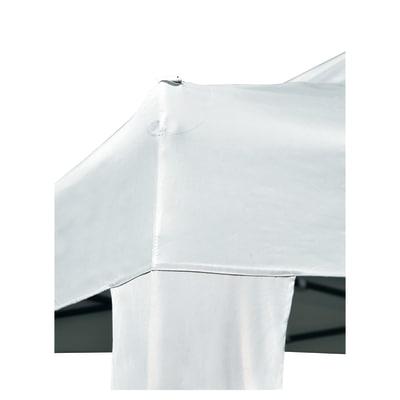 Gazebo pieghevole Eori copertura ecru 3 x 3 m