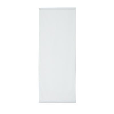 Tendina a vetro per finestra Siria bianco 45 x 150 cm