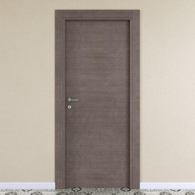 Porta da interno battente Autumn 80 x H 210 cm reversibile