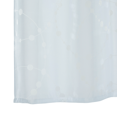 Tenda Bubbles bianco 140 x 280 cm